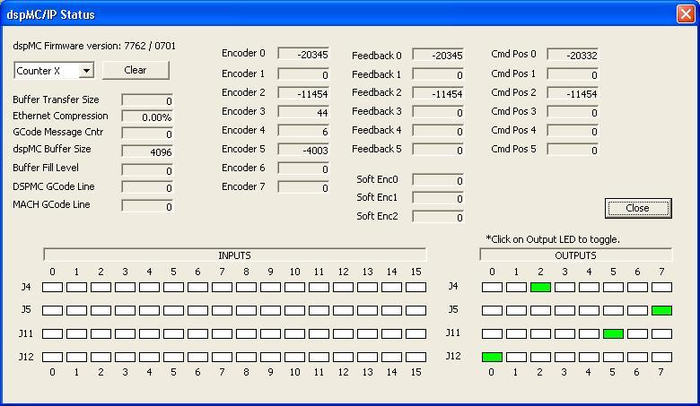 Ethernet Motion Controller, Mach3 Mach4 CNC Retrofit, Machine Tools